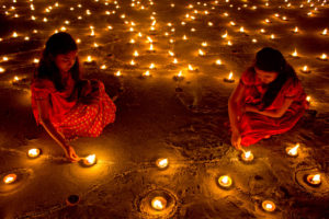 A Brief on Celebration on Diwali