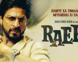 Raees Trailer released
