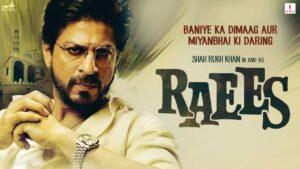Raees Trailer released