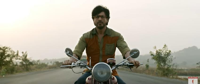 SRK Raees Battery Ni Bolneka New Promo