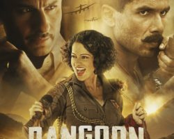 Rangoon Movie : Saif Ali khan, Shahid Kapoor, Kangana Ranawat