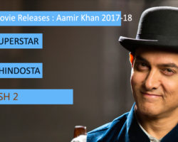 Upcoming Movie Releases of Aamir Khan in 2017-2018