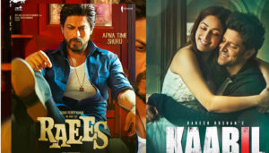 Kaabil vs Raees clash of two big movies