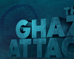 The Ghazi Attack: India First Submarine War Movie