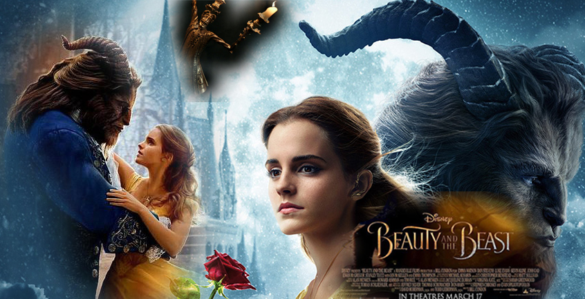 Beauty and the Beast: Emma Watson, Dan Steves