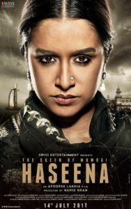 First Look of Haseena
