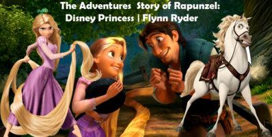The Adventures Story of Rapunzel: Disney Princess, Flynn Ryder