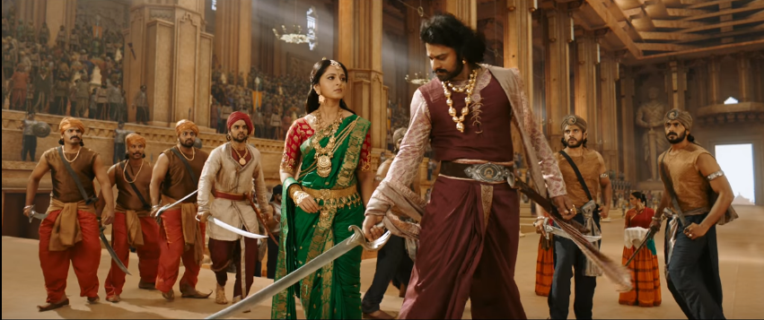 Bahubali 2 the conclusion is an Epic