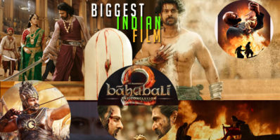 Bahubhali 2 the conclision Biggest indian film ever breaking all records