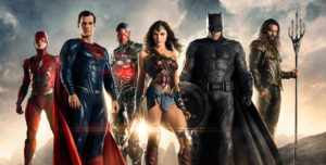 Justice League Team 2017 unite