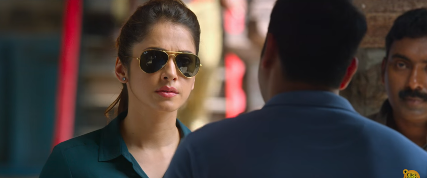 Keshav movie isha koppikar as a special police officer