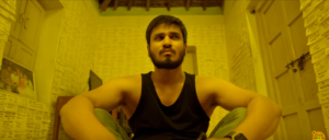 Keshava Movie Nikhil in and as role with beard look