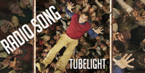 Salman khan's Tubelight : Radio Song with a Hook step