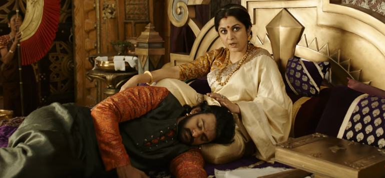 Saahore Bahubali Video song Prabhas with sivagami in Baahubali 2 the conclusion