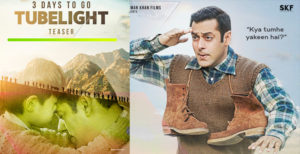 Tubelight : Salman Khan, Sohail Khan,Zhu Zhu | Srk in Cameo