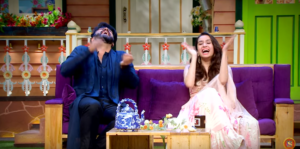 kapil Sharma Show Lachha Makes Laugh every one loud - Half Girlfriend Team Shraddha kapoor and Arjun Kapoor