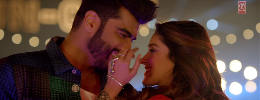 Hawa hawa song Arjun kapoor and Ileana Dcruz