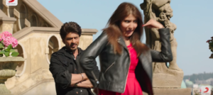 Jab Harry Met sejal radha song Anushka doing mai bani teri radha step