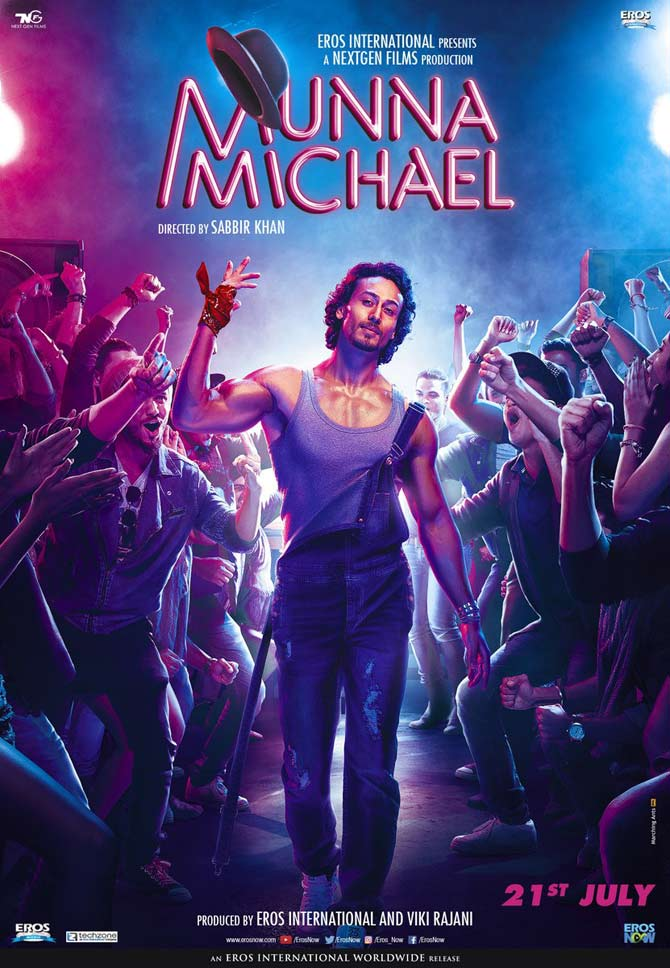 Munna Michael Poster
