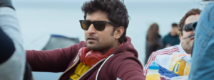 Nani in ninnu kori movie.