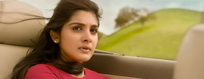 Nivetha Thomas in Ninnu Kori movie