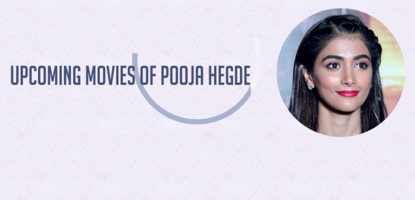 Pooja Hegde upcoming movies