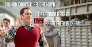 Tueblight tinka tinka dil mera song tubelight movie salman khan and sohail khan