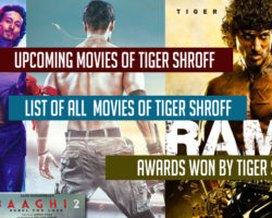 Upcoming movies of Tiger Shroff