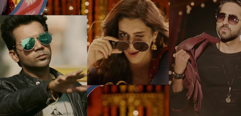 A Story of 3 Young Characters in Bareilly Ki Barfi Movie Ayushmann Khurrana and Rajkumaar Rao and Charming Kriti Sanon