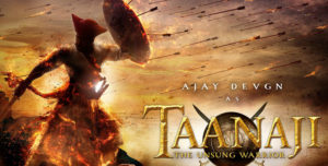 Ajay devgan taanaji Movie first look poster