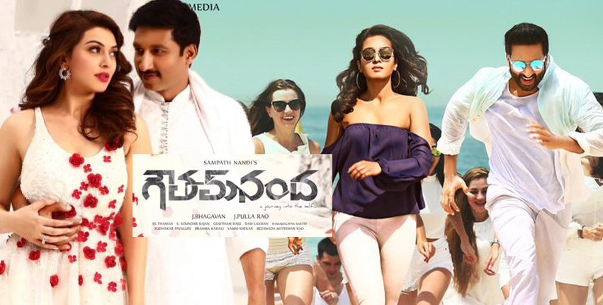 Gopichand Gautham Nanda Movie