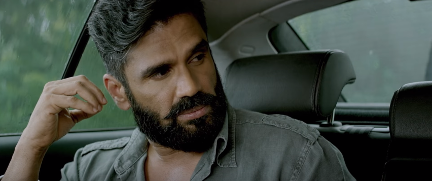 Sunil shetty in A Gentleman Movie