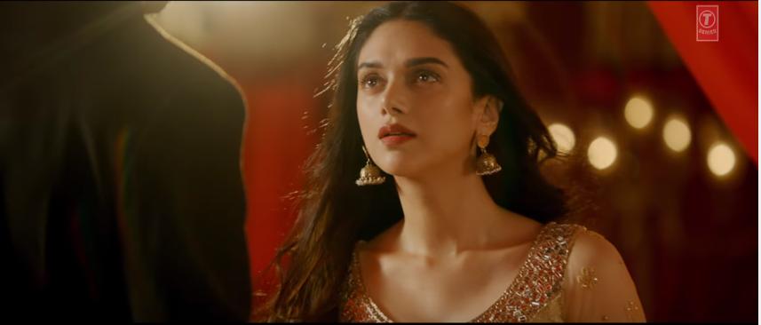 Aditi Rao Hydari in Bhoomi movie