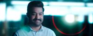 Jr,ntr as lava kumar in jai lava kusa movie