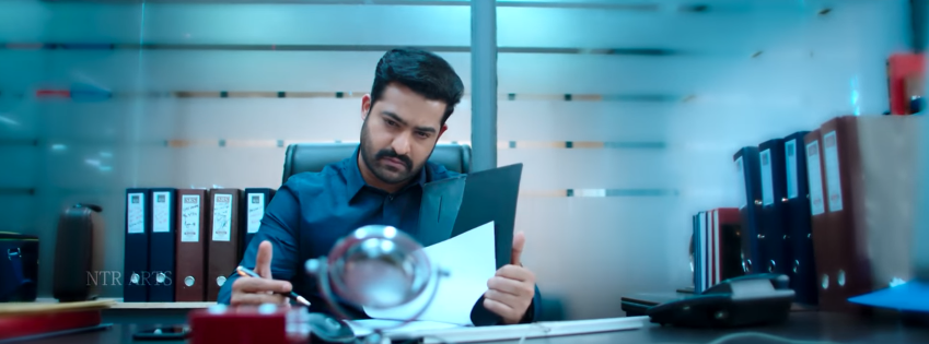 Jrntr as lava kumar