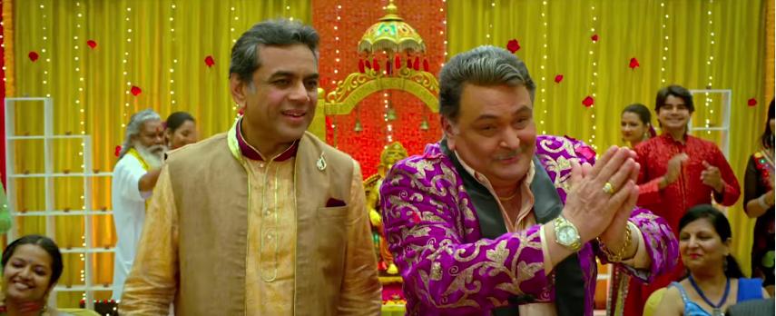Patel ki Punjabi Shaddi movie Rishi Kapoor and Paresh Rawal