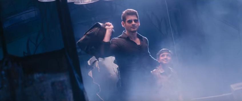 SPYder Movie mahesh babu