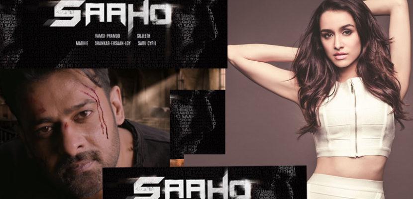 Shraddha Kapoor in Saaho Movie prabhas