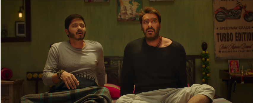 Ajay Devgn in golmaal again movie