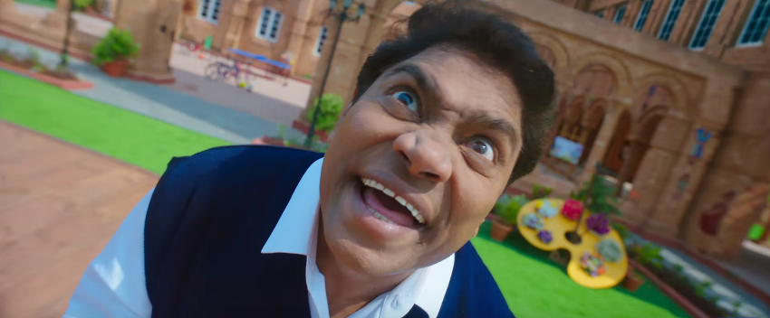 Johnny lever in golmaal again movie