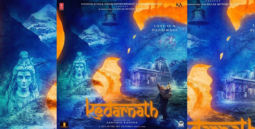 Kedarnath Movie first look
