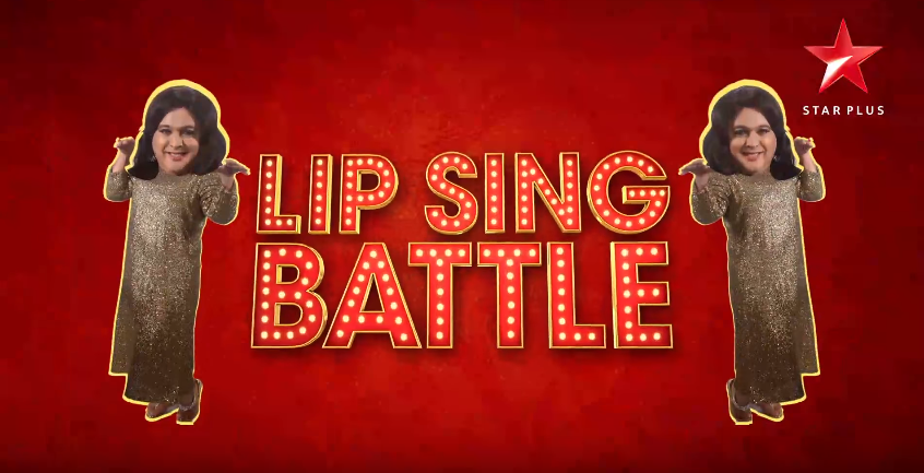 Lip sing battle Ali asgar farhan khan show on star plus