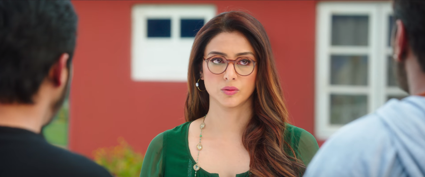 Tabu in golmaal movie