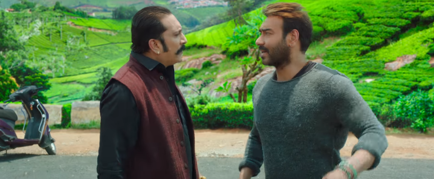 Vasooli bhai in golmaal again movie