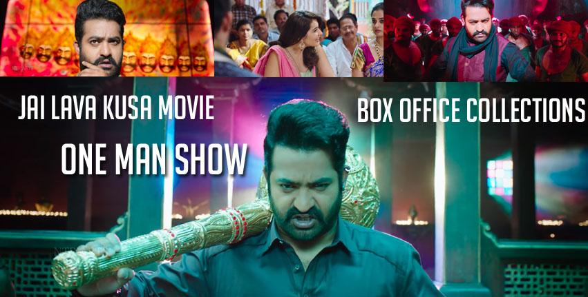 tarak in Jai lava kusa movie box office collections