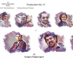 4 Male Leads in Mani Ratnam Production No 17 with Huge Multi Star Cast