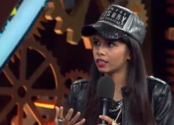 Dhinkchak Pooja in Bigg Boss wild card entry