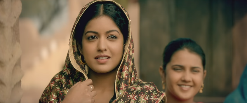 Ishita Dutta in Firangi movie as punjabi girl