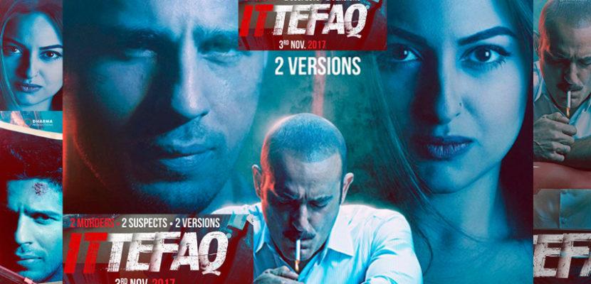 Ittefaq movie first look