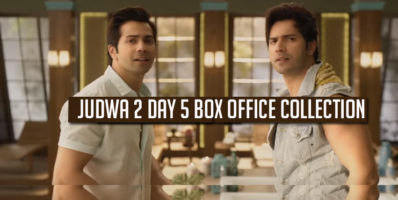 Judwaa 2 day 5 box office collections